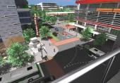 TOD (transit oriented development)